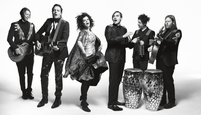 New Music Friday in Brief 20/01/17: Arcade Fire, Gorillaz and more