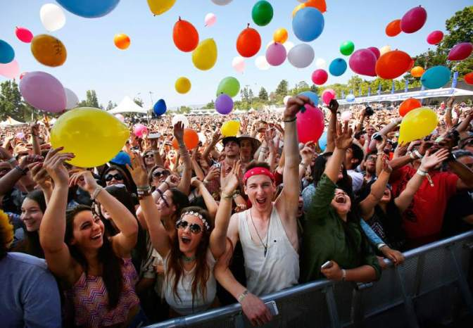 US Festivals 2017: BottleRock Festival announces big line up