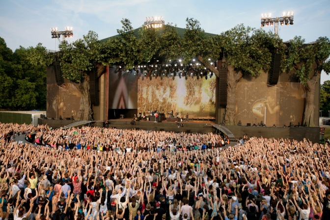 UK Festival Announcement: The Killers will return to London at Hyde Park