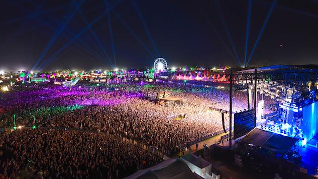 Coachella 2017: Line Up Announcement
