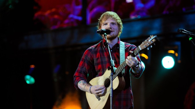 New Music Friday in Brief: Ed Sheeran, Elbow and more