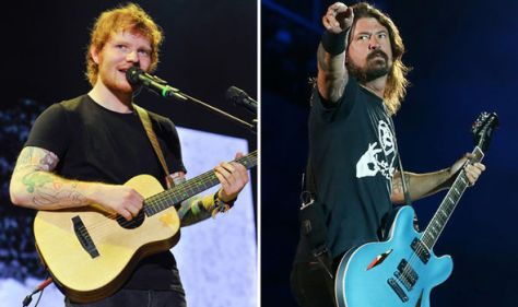 ed-sheerand-and-dave-grohl