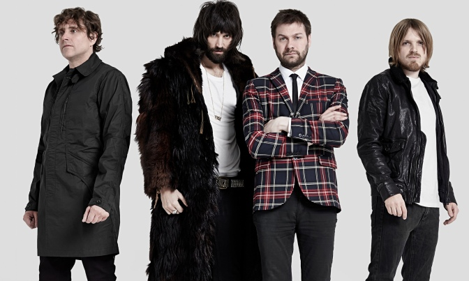 New Music Friday in Brief 17/03/17: Kasabian, Clean Bandit, Frank Ocean and more
