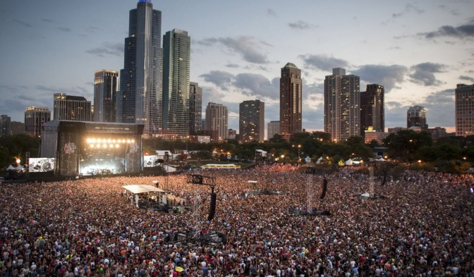 Lollapalooza 2017: Incredible line up announced