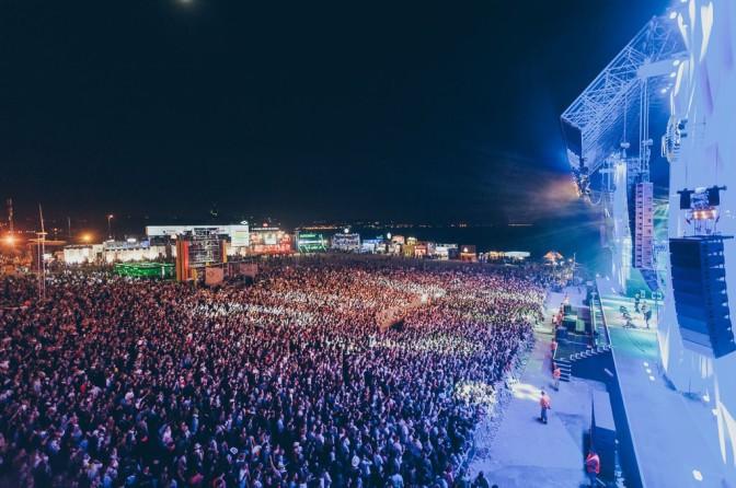 The Music Radar UK's International Festival Ranker
