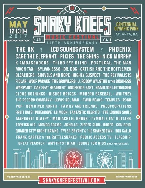 shaky-knees-2017-lineup-poster
