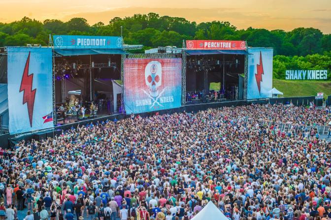 US Festivals 2017: Shaky Knees Festival announces huge line up