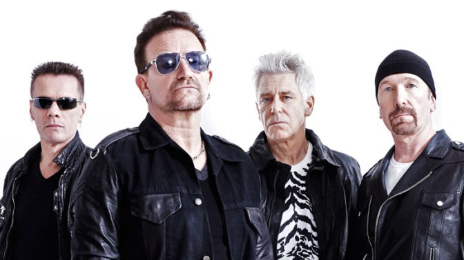 U2 announce huge London show for the summer