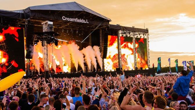 Creamfields 2017: Huge line up announced