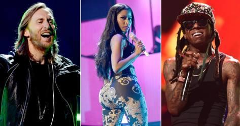 Guetta Minaj Wayne