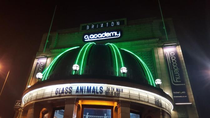 Live Review 16/03/17: Glass Animals at o2 Academy Brixton