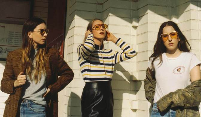 The Release Radar 28/04/17: HAIM, Imagine Dragons, Foster the People and more