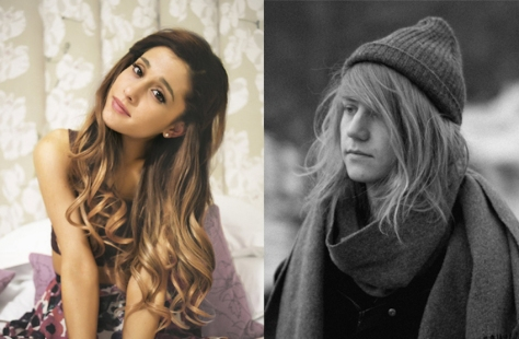Ariana Grande and Cashmere Cat