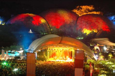 Eden Sessions Stage