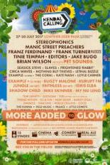 Kendal Calling Line Up