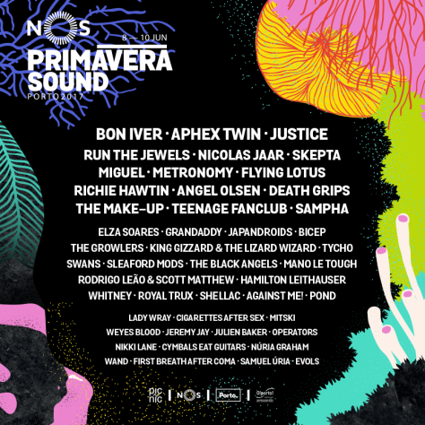 NOS Primavera Sound Stage