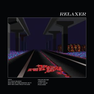 alt-J Relaxer Album Cover