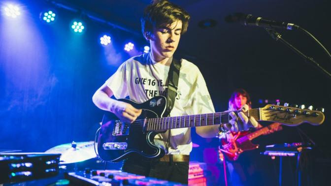 Live Review: Declan McKenna at The Boileroom, Guildford