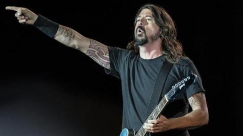 Foo Fighters NMF
