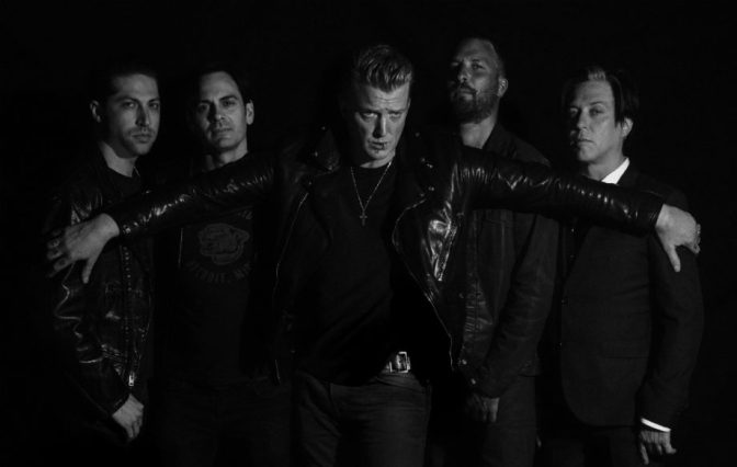 The Release Radar 25/08/17: Queens of the Stone Age, Foo Fighters, Taylor Swift, The Killers and more