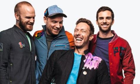 Coldplay ALIENS