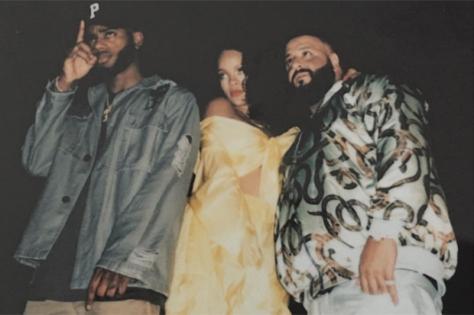 DJ Khaled Rihanna BT